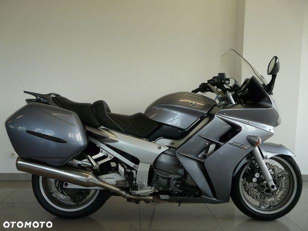 Yamaha FJR 1300 FJR1300 ABS Kufry # 2006 # z Niemiec # Motoport Częstochowa