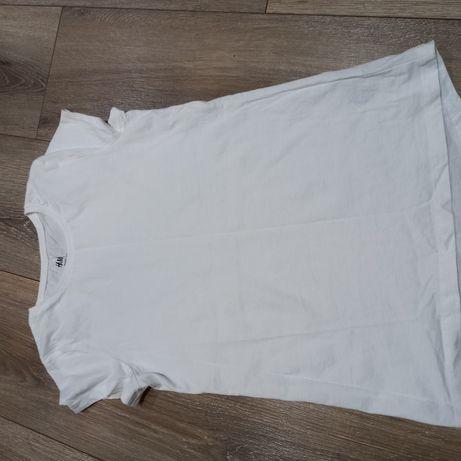 Біла футболка фірми H&M