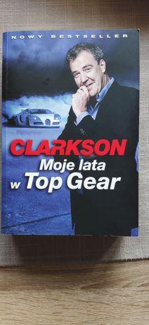 Książka Jeremy Clarkson - moje lata w Top Gear