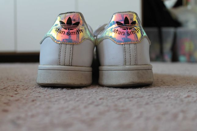 """Buty adidas """"Stan Smith"""" rozm. 38 2/3"""