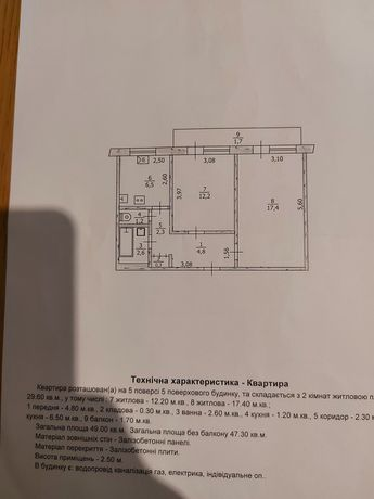Продажа 2 к ПЗТО  ул. Кравченко 6а