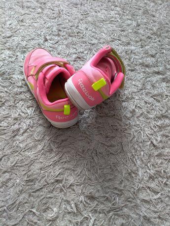 Buty dla dziewczynkiReebok rozm 33