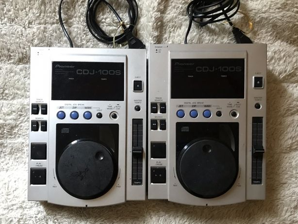 Pioneer CDJ100s 2szt odtwarzacze playery