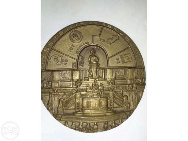 Medalha Segundas eleições legislativas
