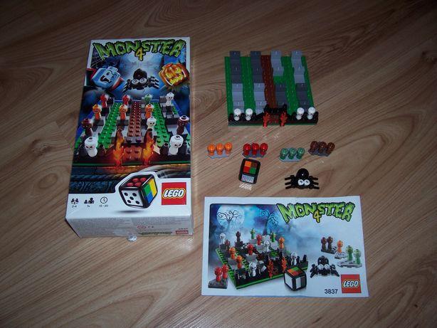 Lego Monster 4 gra planszowa