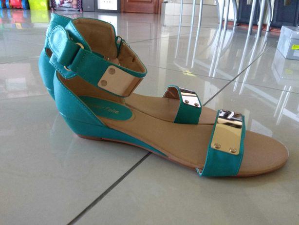 Sandały damskie r.41