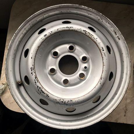 Металеві диски IVECO R16 4шт. 5x130 DIA79 ET68 6J. Диски з Європи!