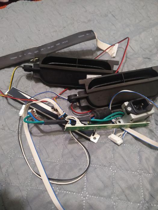 Динамики, плата , шлейфы телевизора Samsung le37r81b Днепр - изображение 1