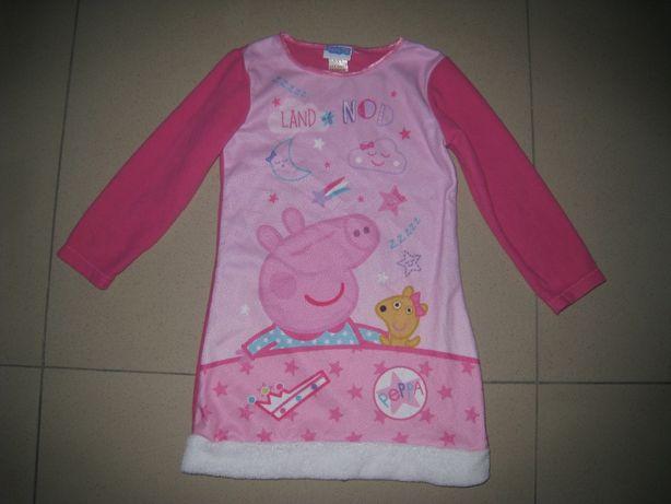Ночная рубашка.ночнушка.пижама Свинка Пеппа 3-4года(98-104см)
