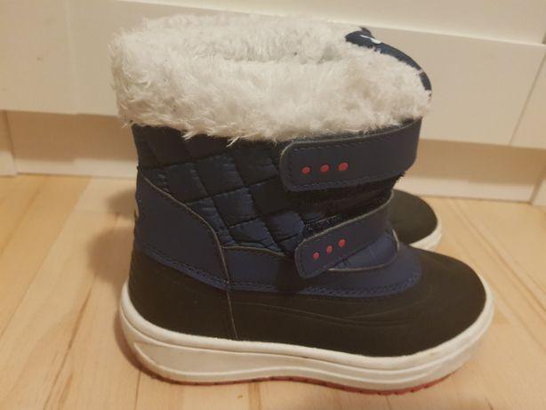 """Nowe śniegowce """"LUPILU"""" dla dziewczynki."""