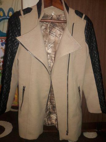 Пальто косуха+подарунок