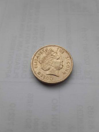 Монета Фолклендский фунт стерлингов