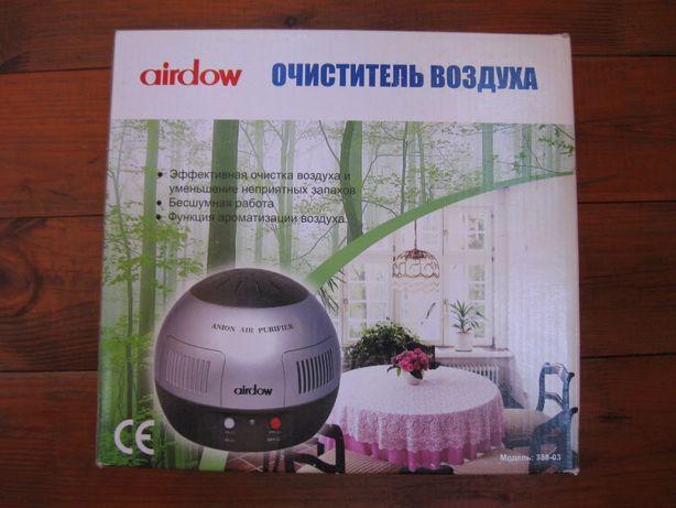 Очиститель ионизатор воздуха + пода
