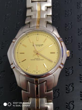 Accept_ stary zegarek kwarcowy. 03.