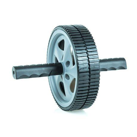 Kółko do ćwiczeń mięśni brzucha wałek crossfit koło roller ab NOWE