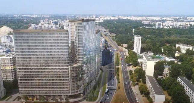 APARTAMENT WOLA - 94m2 - widok na panoramę Warszawy