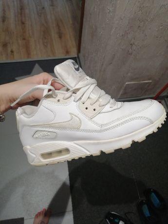 Nike air max białe 90
