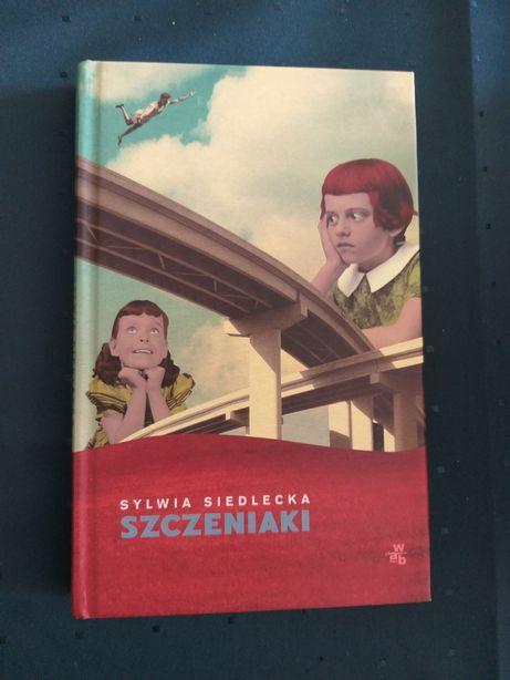 Książka Szczeniaki Sylwia Siedlecka