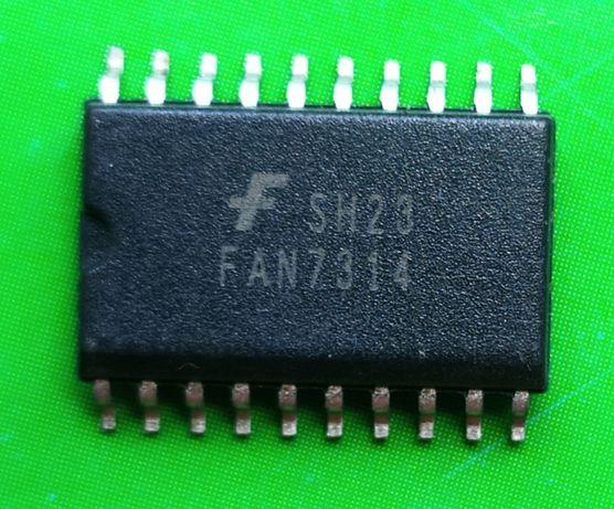 Контролер підсвічування LCD монітор FAN7314 шим 7314 sop-20