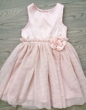Нарядное платье HM 1,5-2 года Next Zara H&M