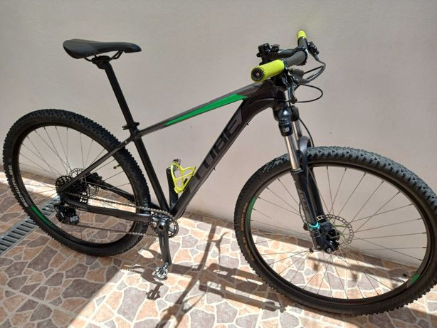 Bicicleta Btt Cube