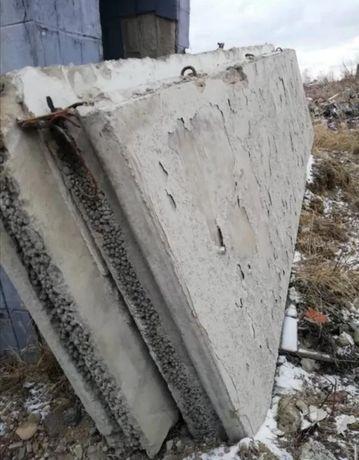 Панелі стінові,керамзитобетонні плити.