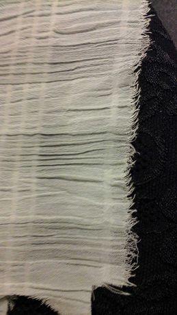 Tkanina cieńsza-groszkowa