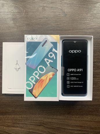 Телефон ОРРО А91 8/128 GB blazing blue