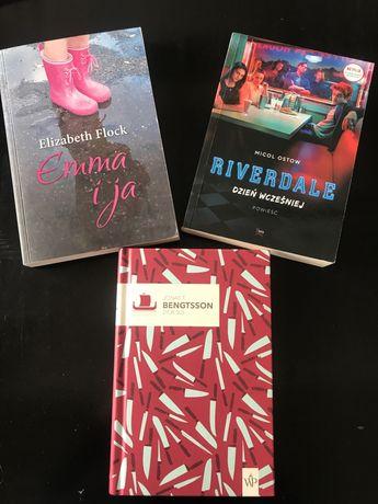 Riverdale książka oraz inne