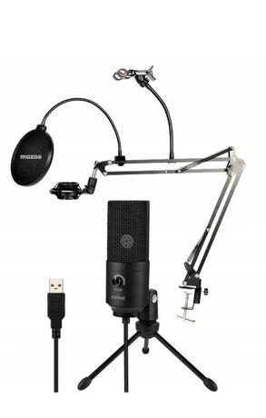 Mikrofon FIFINE K669B USB studyjny game ZESTAW MAX