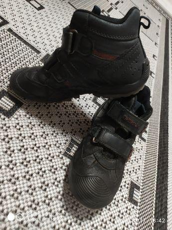 Демисезонные ботинки (батиночки, сапожки,сапоги)для мальчика 19-19.2см