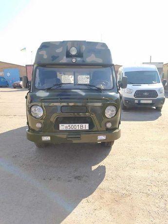 Продам УАЗ-452  (буханка)