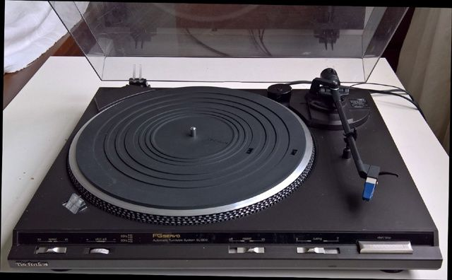 SL-BD3 Technics Automatic Turntable System Gramofon / Adapter