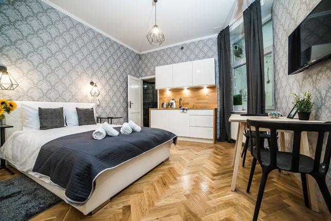 Wynajmę apartament z jacuzzi w centrum Krakowa Również Bon Turystyczny