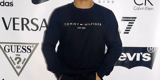 Premium bluzy męskie Tommy Hilfiger Nike i wiele innych modeli