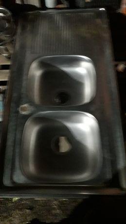 Lava louça de 2 pias