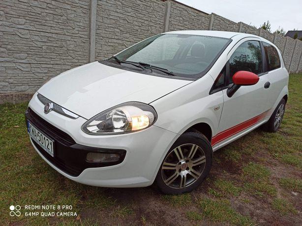 Fiat Punto Evo 1.4 77KM 2010r Wpomaganie CITY Klimatyzacja 2kpl kół