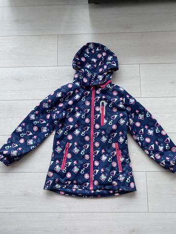 Демисезонная куртка на девочку 140 рост