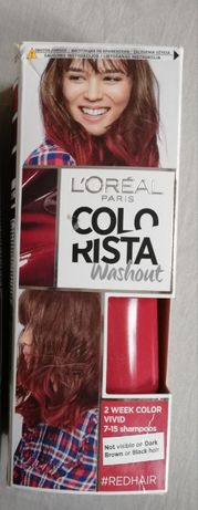 L'oreal Colorista Redhair 2-tygodniowy kolor