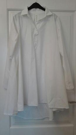Sukienka tunika New Collection ciążowa trapezowy krój NOWA