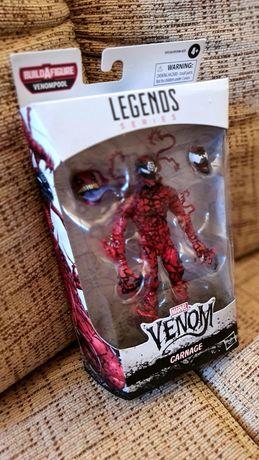 Marvel Legends Series Venom (Carnage e Phage) NOVO (Selado / Lacrado)