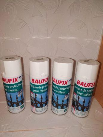 Аэрозольная краска 2в1 Baufix