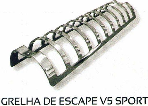 Grelha Escape Sachs V5 Sport