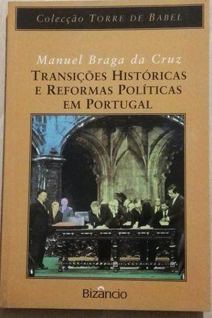transições históricas e reformas políticas em portugal