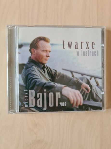 Michał Bajor 2002 - Twarze w lustrach - CD stan idealny