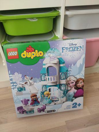 Lego Duplo 10899 Ледяной замок. Можно по деталям