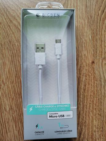 Micro USB kabel nowy
