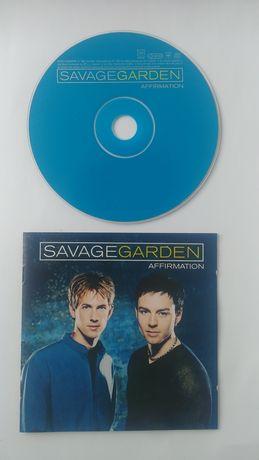 Savage Garden.  Affirmation płyta CD