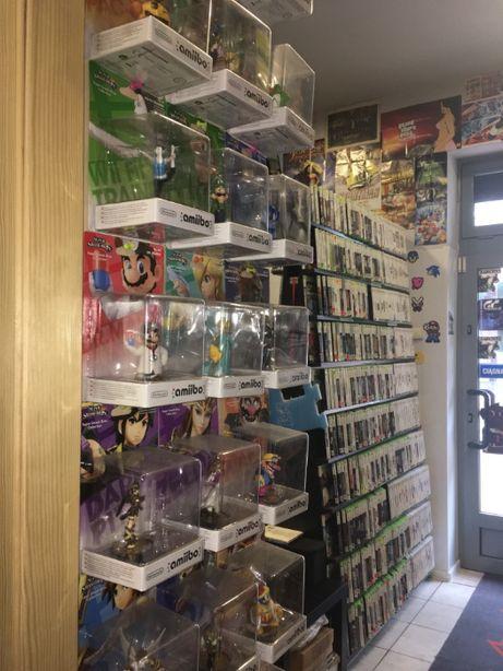 [Zamienie] Gry Neo Geo / MVS / Jamma / Lego / Nintendo Amiibo