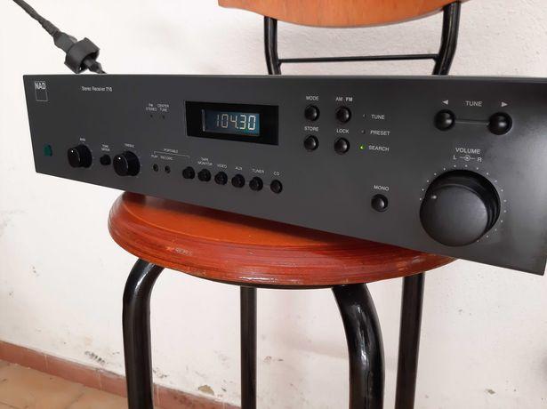Amplificador NAD 710 stereo receiver